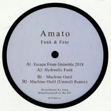 Amato - Funk & Fear (Return To Disorder)