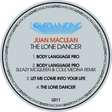 Juan Maclean - The Lone Dancer (Lovedancing)