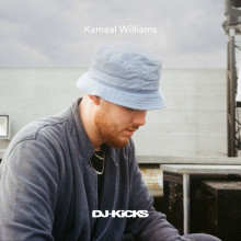 Kamaal Williams - DJ-Kicks (!K7)