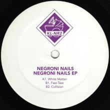 Negroni Nails aka Steffi and Privacy - Negroni Nails (Klakson)