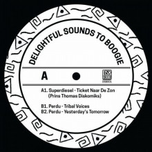 Prins Thomas & Perdu - Delightful Sounds To Boogie 001 (Dsb)