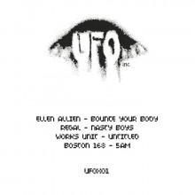VA - UFOX01 (UFO Inc)