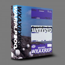 VA - WXAXRXP Sessions Sampler (Warp)