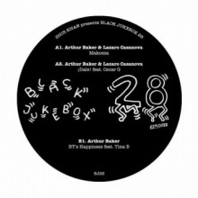 Arthur Baker & Lazaro Casanova - Shir Khan Presents Black Jukebox 28 (Exploited)