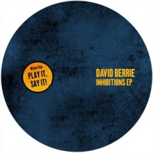 David Berrie - Inhibitions EP (Play It Say It)