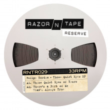 Felipe Gordon - Those Quiet Eyes of Yours (Razor-N-Tape)