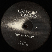 James Shinra - Darkroom (Craigie Knowes)
