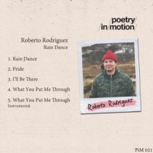 Roberto Rodriguez - Rain Dance (Poetry in Motion)