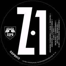 VA - Z1 (Seilscheibenpfeiler Schallplatten)