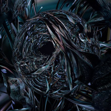 Aquarian - The Snake That Eats Itself (Bedouin)