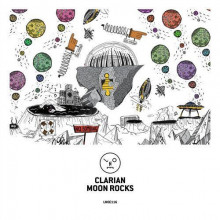 Clarian - Moon Rocks (Last Night On Earth)
