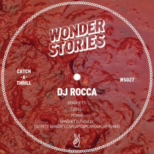 DJ Rocca - The Pasta (Wonder Stories)