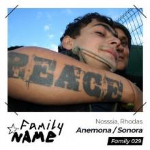 Nosssia, Rhodas - Anemona / Sonora (Family N.A.M.E)