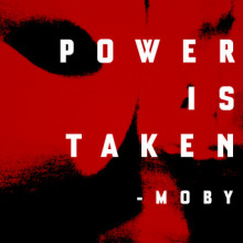 Moby - Power Is Taken (V2 Records Benelux)