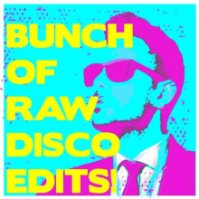 Phunktastike - Bunch Of Raw Disco Edits, Vol. 1 (Spirit Soul)