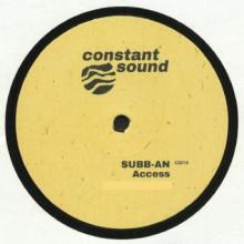Subb-an - Access (Constant Sound)