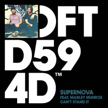 Supernova - Can't Stand It (feat. Marley Munroe) (Defected)