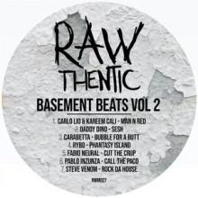 VA - Basement Beats VOL 2 (Rawthentic)