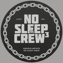 VA - No Sleep Crew 3 (My Techno Weighs A Ton)