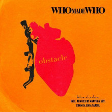 Whomadewho - Obstacle (Blue Shadow)