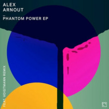 Alex Arnout - Phantom Power EP (Leftroom)