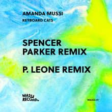 Amanda Mussi - Keyboard Cats Remixes (Massa)