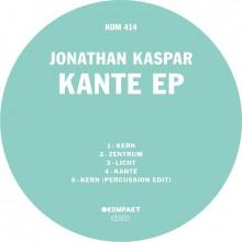 Jonathan Kaspar - Kante (Kompakt)