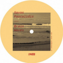 Savas Pascalidis - Brain Waves - EP (Atrophic Society)