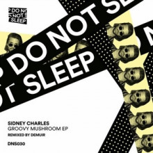 Sidney Charles, Lady Vale - Groovy Mushroom (Do Not Sleep)
