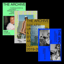 TWR72 - The Archive 7 (TWR72)