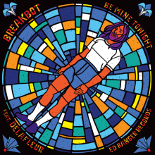 Breakbot - Be Mine Tonight (Ed Banger)