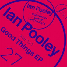 Ian Pooley - Good Things (Ian Pooley)