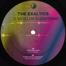 The Exaltics - 2 Worlds Variations (Clone West Coast Series)