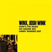 Winx, Josh Wink - How's The Music (Go Higher Mix) Harry Romero Edit (Nervous)