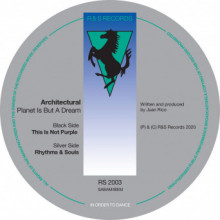 Architectural - Planet Is But A Dream (R&S)