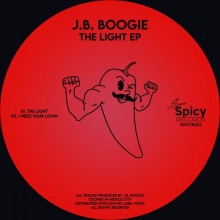 J.b. Boogie - The Light (Super Spicy)