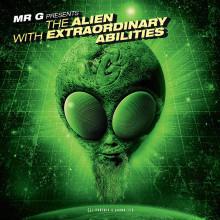 Mr. G - The Alien With Extraordinary Abilities (Phoenix G)