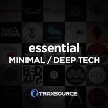 Traxsource Essential Minimal Deep Tech 2020-04-06
