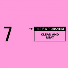 Arnaud Rebotini - Clean And Neat (This Is A Quarantine)