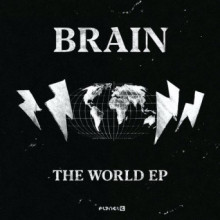Brain - The World EP (Planet E Communications)