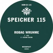 Robag Wruhme - Speicher 115 (Kompakt Extra)