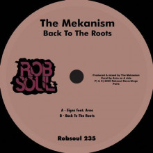The Mekanism - Back to the Roots (Robsoul)