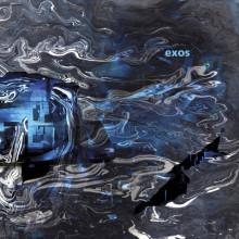 Exos - Indigo (Figure)