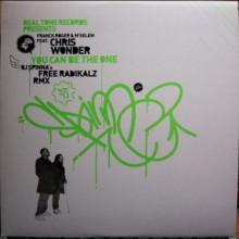 Franck Roger, M'Selem & Chris Wonder - Dj Spinna Free Radikalz Remixes (Real Tone)