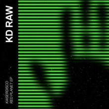 Kaiserdisco - Red Planet EP (KD RAW)