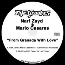 Narf Zayd, Mario Casares - From Granada With Love (Nite Grooves)