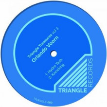 Orlando Voorn - Triangle Treasures, Vol. 3 (Triangle)