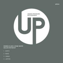 Rone White, Rowen Clark - Solar System EP (Under Pressure)