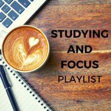 VA - Studying and focus playlist (Rebeat)