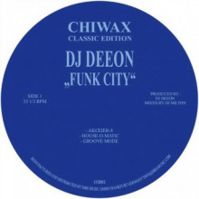 DJ Deeon - Funk City (Chiwax)